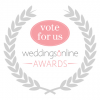 vote for us villa sao paulo wedding in portugal by the sea