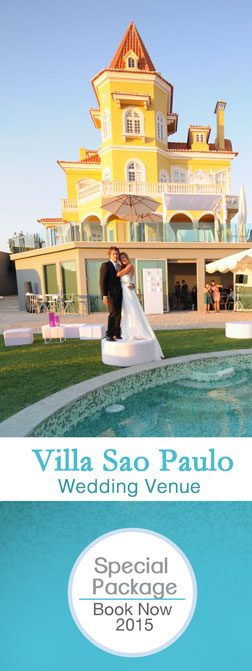 Wedding villa - Portugal