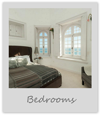 Large Holiday Villa - bedrooms