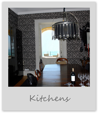 Large Holiday Villa - Kitchens